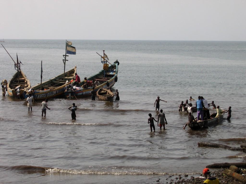 fiskemarknad