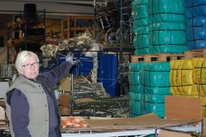 Material packas i Sverige
